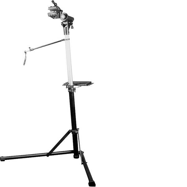 Supporti e cavalletti per biciclette - Eufab 16421 Supporto per riparazioni Nero, Argento -