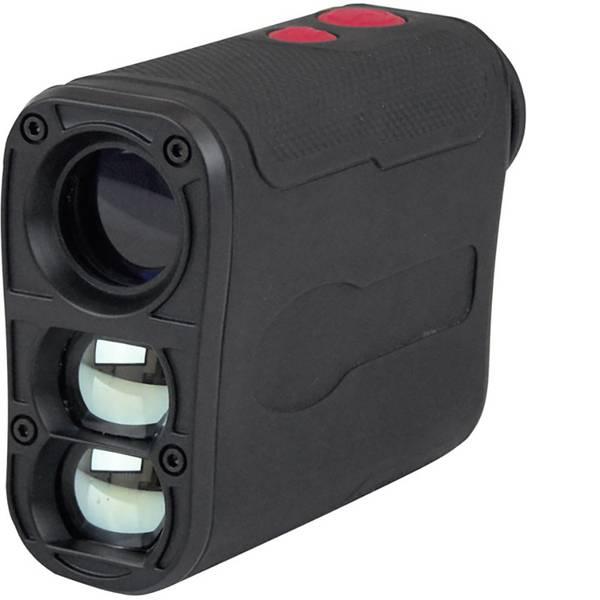 Telemetri - Misuratore della distanza Berger & Schröter LW800 Pro red display 6 x 21 mm Range 5 fino a 800 m -