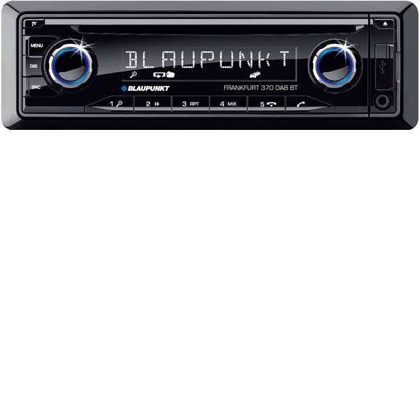 Autoradio e Monitor multimediali - Blaupunkt Frankfurt 370 DAB BT Autoradio Sintonizzatore DAB+, Telecomando incl., Collegamento per controllo remoto da  -