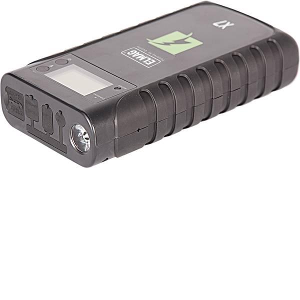 Jump Starter - Sistema di accensione rapido ELMAG LITHIUM SMART BOOSTER X7 Digital 55080 Corrente davviamento ausiliaria (12 V)=250 A -
