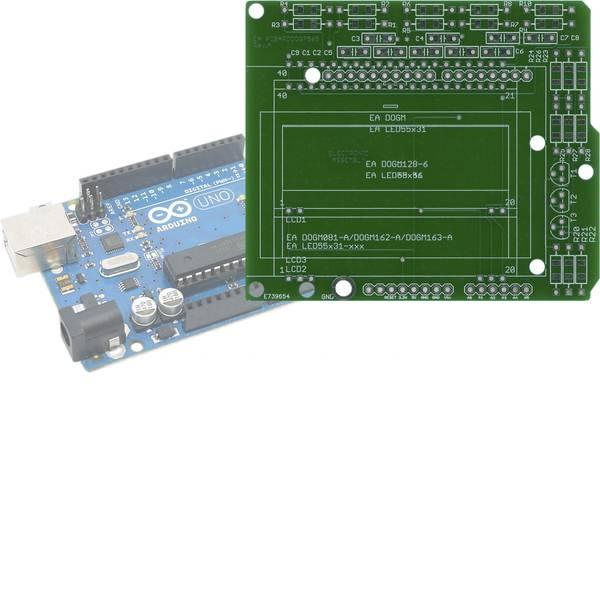 Shield e moduli aggiuntivi HAT per Arduino - EA PCBARDDOG7565 -