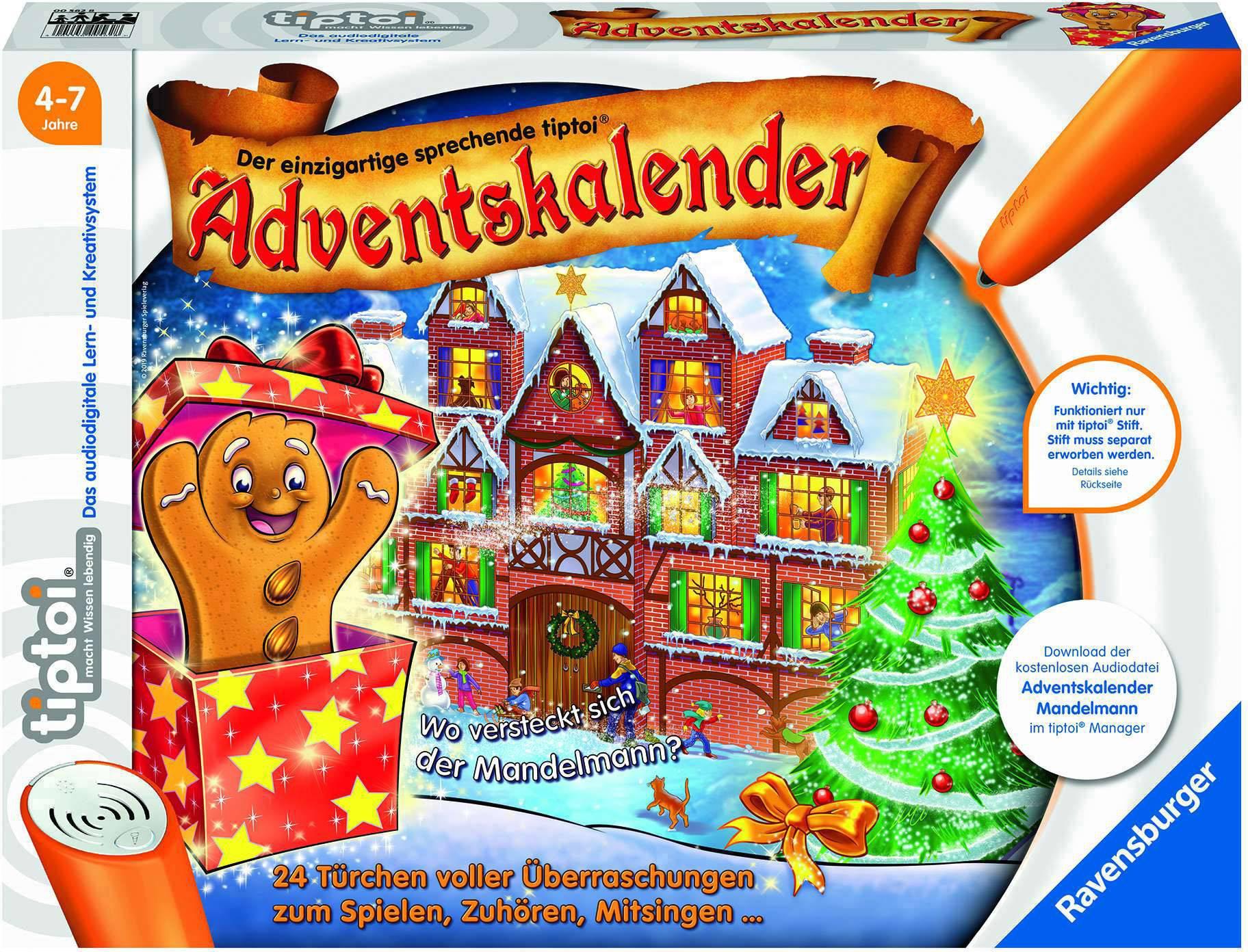 Calendario Avvento Ravensburger.Calendario Avvento Ravensburger Conrad It