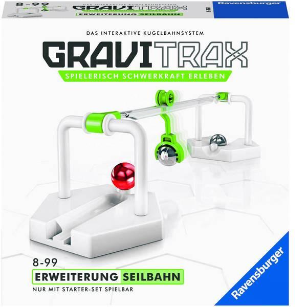 Giochi di società e per famiglie - Ravensburger Gravitrax Seilbahn 26116 -