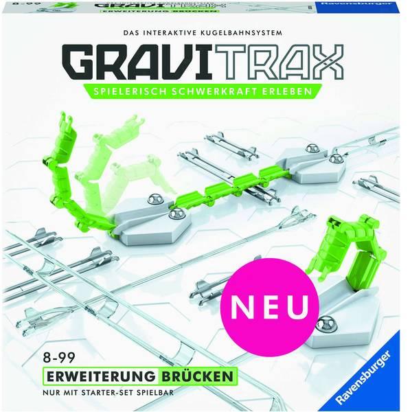 Giochi di società e per famiglie - Ravensburger GraviTrax Brücken 26120 -