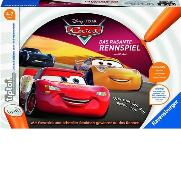 Giochi da tasca e da viaggio - Ravensburger Cars -Das rasante Rennspiel 00021 -