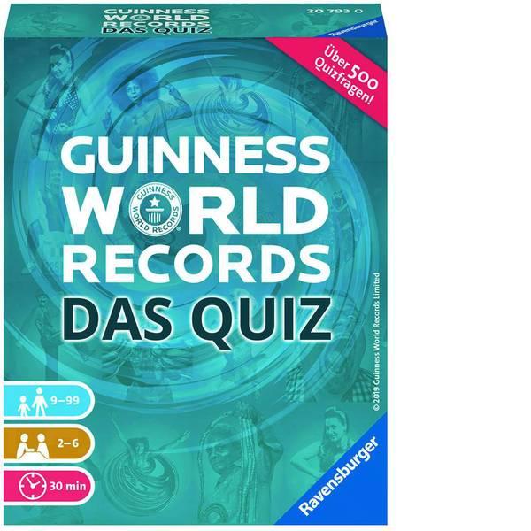 Giochi di società e per famiglie - Ravensburger Das Guinness-Spiel der Rekorde 20793 -