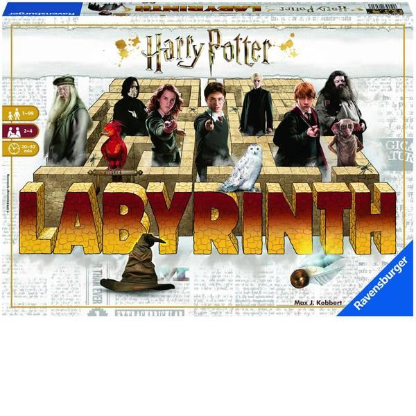 Giochi di società e per famiglie - Ravensburger Harry Potter Labyrinth 26031 -