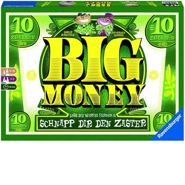 Giochi di società e per famiglie - Ravensburger Big Money 26057 -