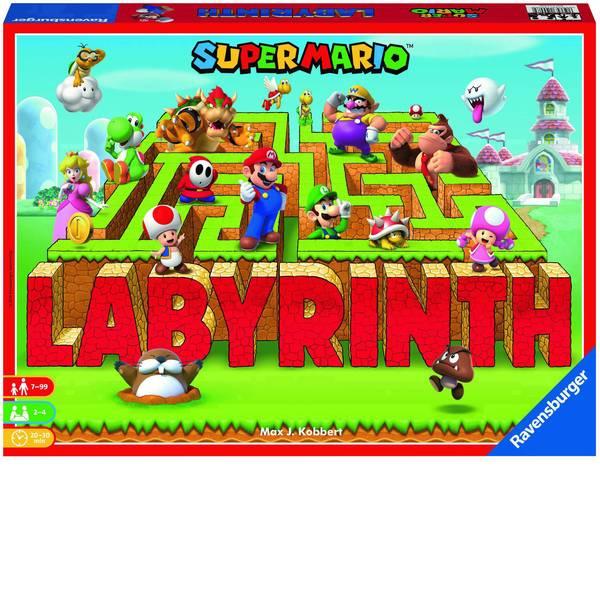 Giochi di società e per famiglie - Ravensburger Super Mario Labyrinth 26063 -