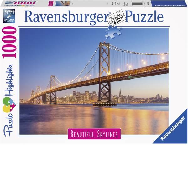 Puzzle - Ravensburger San Francisco Puzzle 14083 -