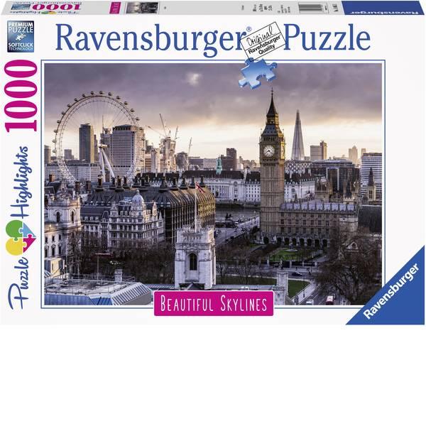 Puzzle - Ravensburger London Puzzle 14085 -