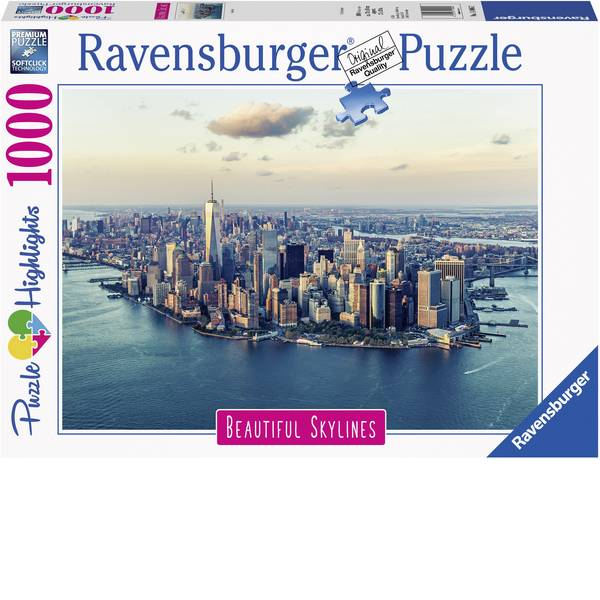 Puzzle - Ravensburger New York Puzzle 14086 -
