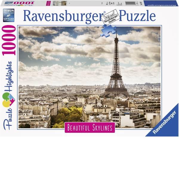 Puzzle - Ravensburger Paris Puzzle 14087 -