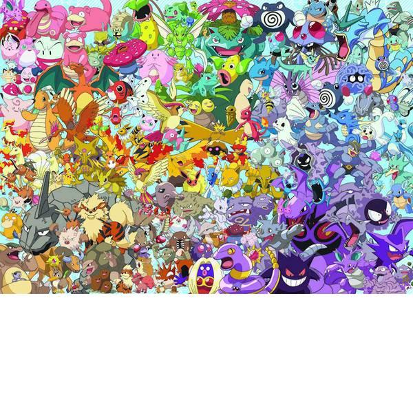 Puzzle - Ravensburger Pokémon Puzzle 15166 -