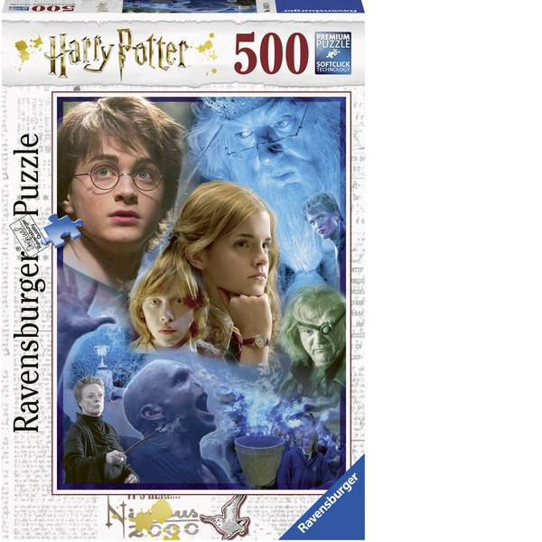 Puzzle - Ravensburger Harry Potter in Hogwarts Puzzle 14821 -