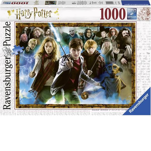 Puzzle - Ravensburger Der Zauberschüler Harry Potter Puzzle 15171 -