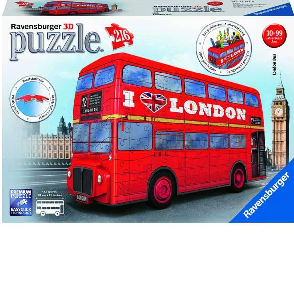 Puzzle - Ravensburger London Bus 12534 -