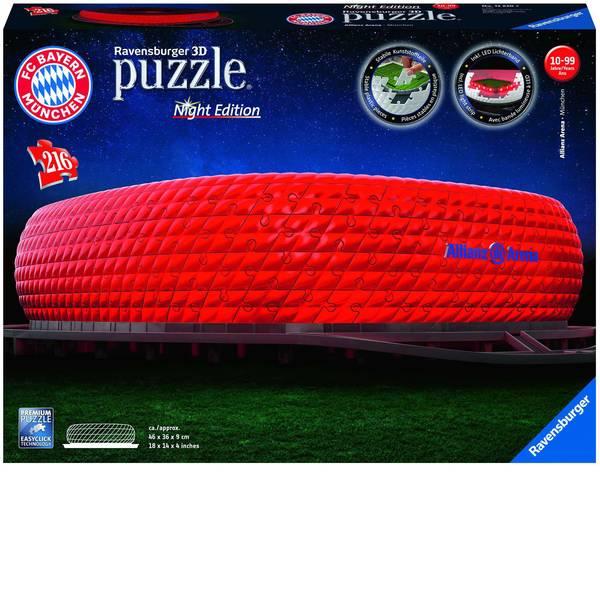 Puzzle - Ravensburger Allianz Arena bei Nacht 12530 -