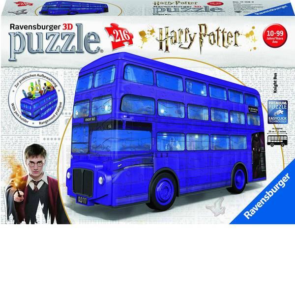 Puzzle - Ravensburger Knight Bus - Harry Potter 3D Puzzle 11158 -