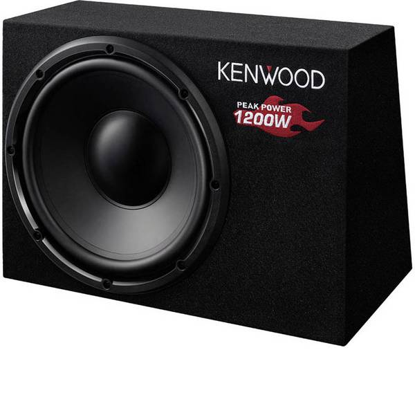 Subwoofer e telai da auto - Kenwood KSC-W1200B Subwoofer passivo per auto 1200 W -