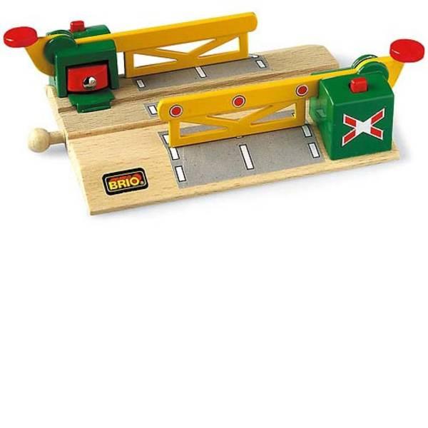Trenini e binari per bambini - Brio Magnetische Kreuzung 63375000 -