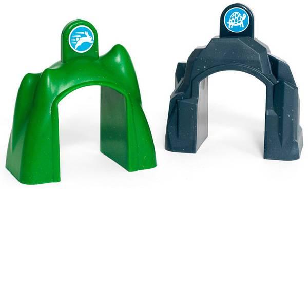 Trenini e binari per bambini - Brio Smart Tech Action Tunnels 63393500 -