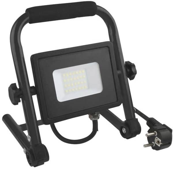 Illuminazioni per cantieri - Müller Licht Bob 30 W 2100 lm Bianco luce del giorno 21600021 -