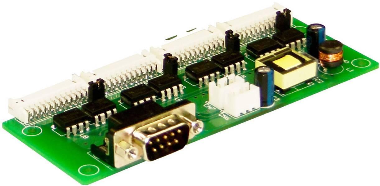 Scheda di controllo;Dehner Elektronik;CT-204, CT-204