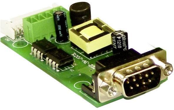 Scheda di controllo;Dehner Elektronik;CT-201, CT-201
