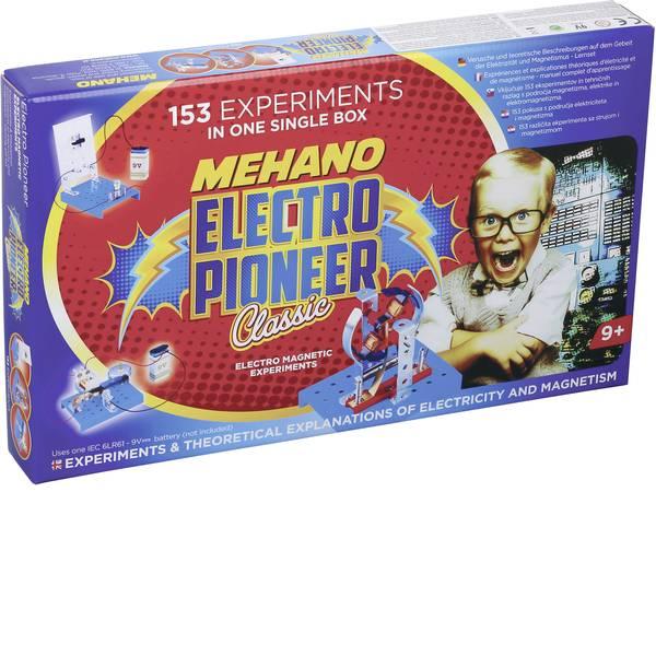 Kit esperimenti e pacchetti di apprendimento - Kit esperimenti Mehano Electro Pioneer 58936 da 9 anni -