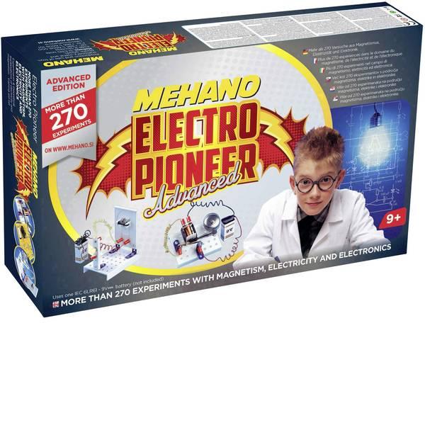 Kit esperimenti e pacchetti di apprendimento - Kit esperimenti Mehano Electro Pioneer Advanced 90258 da 9 anni -