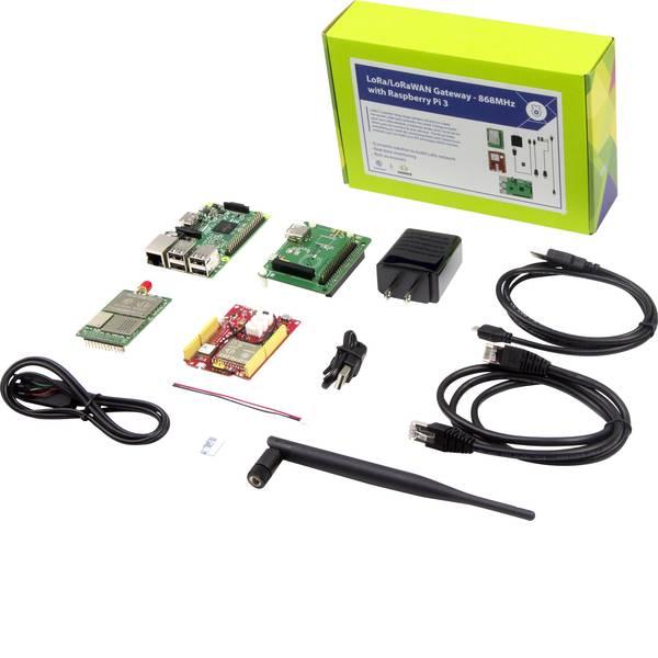 Schede di sviluppo e Single Board Computer - Raspberry Pi® 3 B 1 GB 4 x 1.2 GHz incl. sensori, incl. Cavo USB, incl. cavo di alimentazione Seeed Studio -