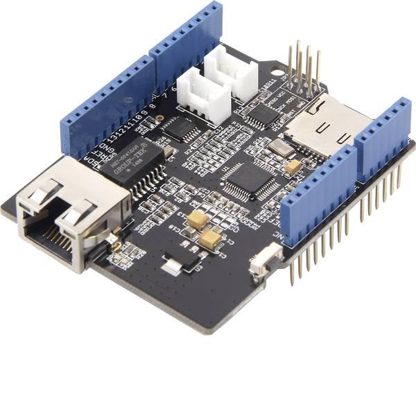 Shield e moduli aggiuntivi HAT per Arduino - Seeed Studio W5500 Shield ethernet Adatto per: Arduino -