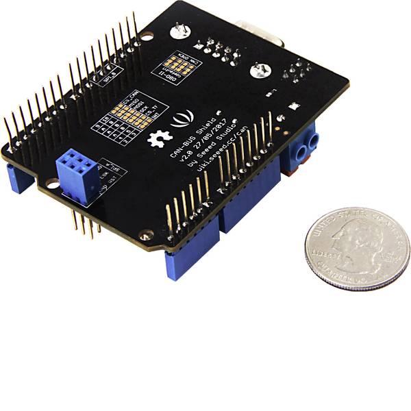Shield e moduli aggiuntivi HAT per Arduino - Seeed Studio CAN-BUS Shield V2 Shield CAN Bus Adatto per: Arduino -