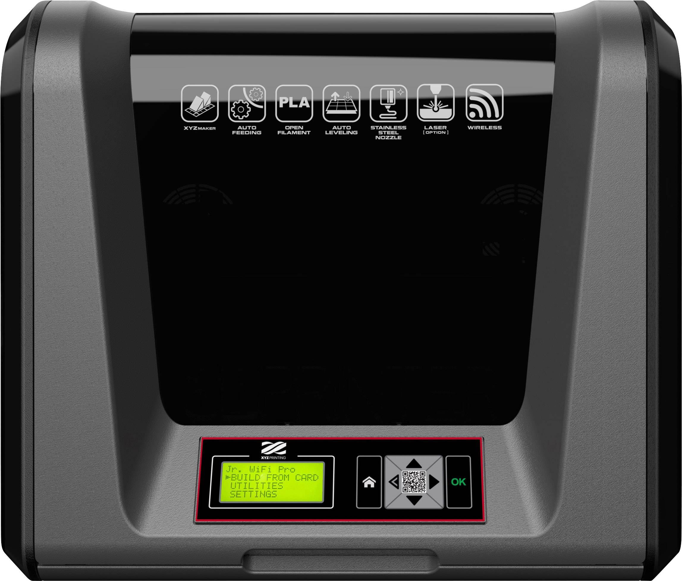 Stampante 3D XYZprinting da Vinci Jr. WiFi Pro