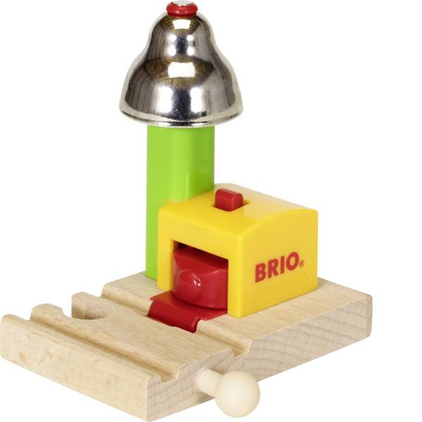 Trenini e binari per bambini - Brio Mein erstes BRIO Glockensignal 63370700 -
