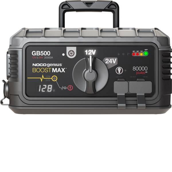 Jump Starter - Sistema di accensione rapido NOCO Max 20000A Lithium Jump Starter GB500 Corrente davviamento ausiliaria (12 V)=20000 A  -