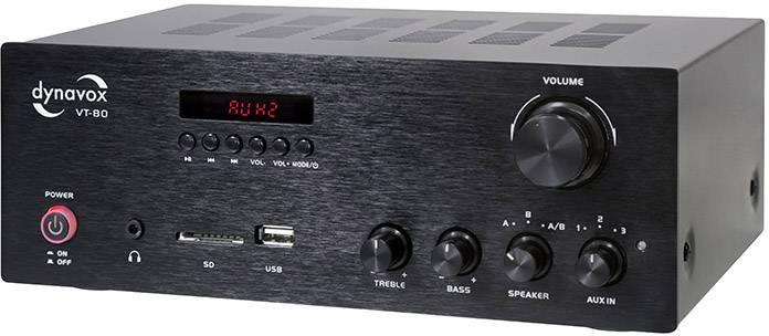 Dynavox VT-80 Amplificatore St