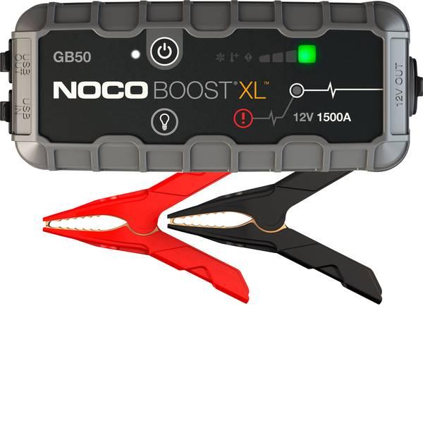 Jump Starter - Sistema di accensione rapido NOCO XL 1500A Lithium Jump Starter GB50 Corrente davviamento ausiliaria (12 V)=1500 A -