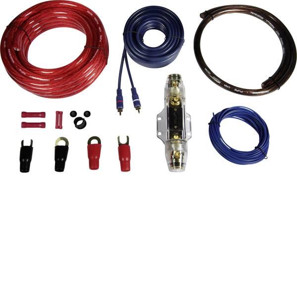 Kit di collegamenti HiFi per auto - Kit di collegamento amplificatore HiFi per auto 35 mm² Renegade Ren35Kit -