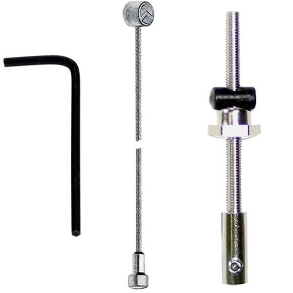 Freni per bicicletta - Cavo per freno a tamburo Point 30110801 2250 mm 1 pz. -