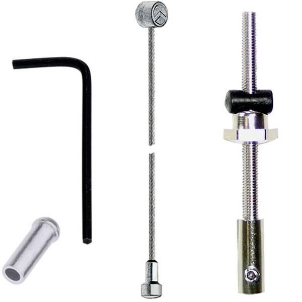 Freni per bicicletta - Cavo per freno a tamburo Point 30111201 2000 mm 1 pz. -