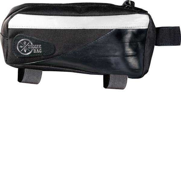 Borse da bicicletta - Ziggie Bag 5127700 Energy Borsa per telaio Nero -
