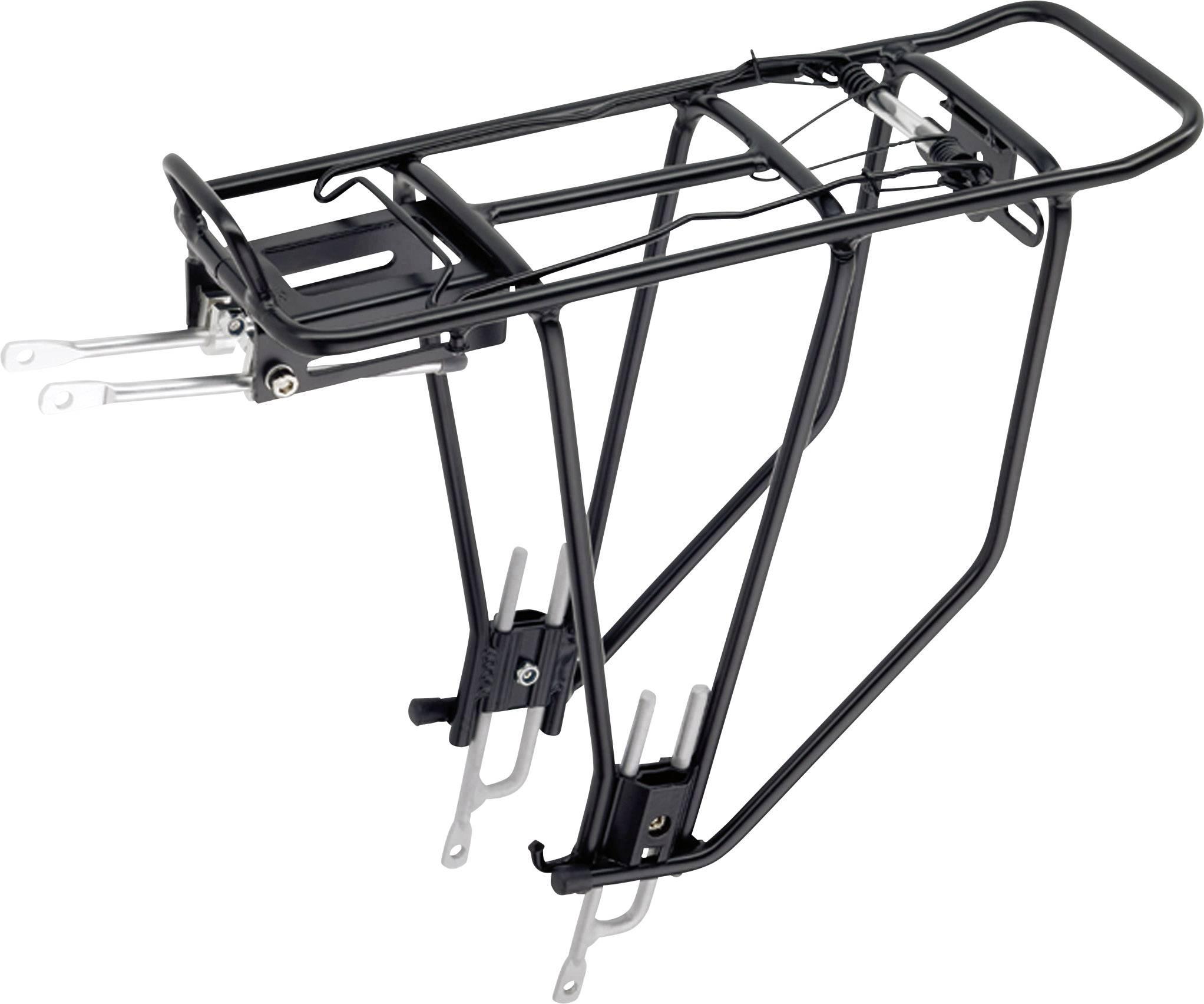 Portapacchi per bicicletta Point 5022600 Nero
