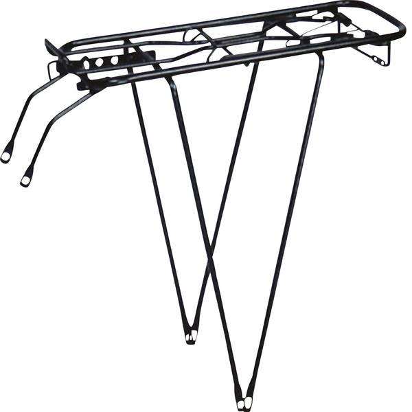Altri accessori per biciclette - Portapacchi per bicicletta FOX Parts 5059100 Nero -