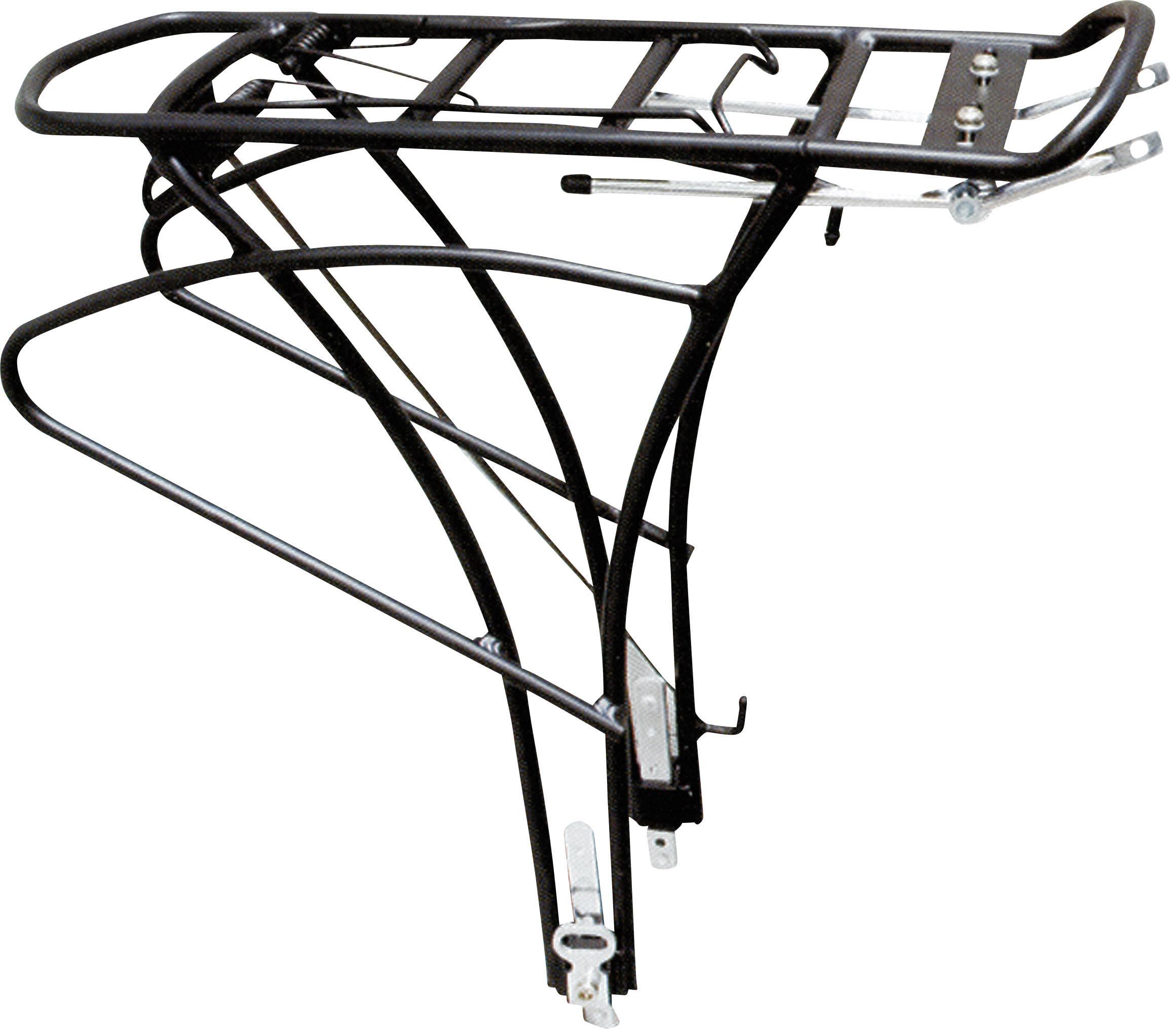 Portapacchi per bicicletta FOX Parts 5059500 Nero