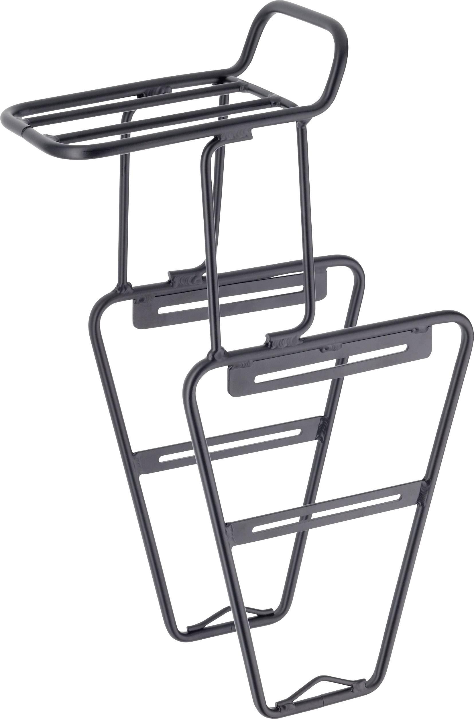 Portapacchi per bicicletta Point 5033800 - Lowrider Nero