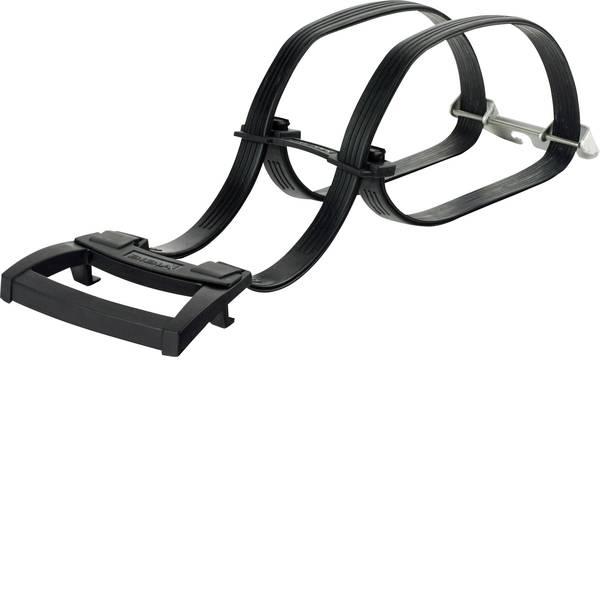Altri accessori per biciclette - Cinghia per pacchi e bagagli Bibia 5207501 Nero -