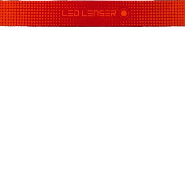 Accessori per torce portatili - Fascia da testa Rosso SEO 3, SEO 5, SEO 5R, SEO 7R, SEO B3, SEO B5R, MH2, MH6, 3, iSEO iSEO 5R Ledlenser 0376 -