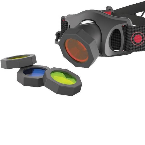 Accessori per torce portatili - Filtro colore Rosso / Blu / Verde / Giallo H7.2, H7R.2 Ledlenser 100880 -